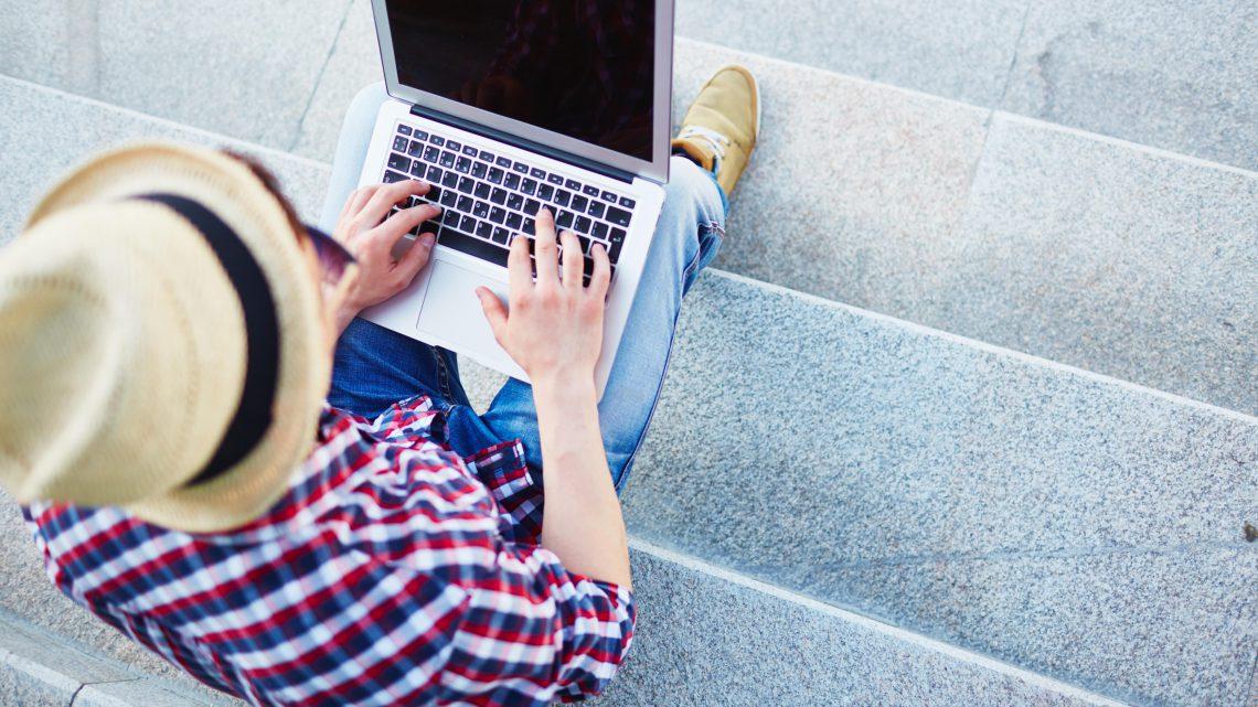La tua connessione internet dove e quando vuoi